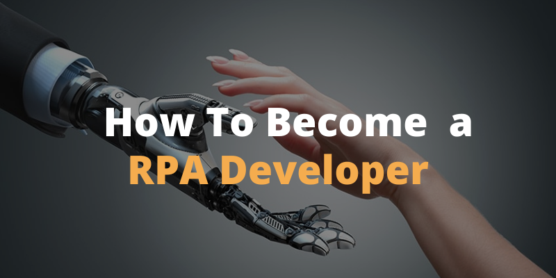 how to become a rpa developer
